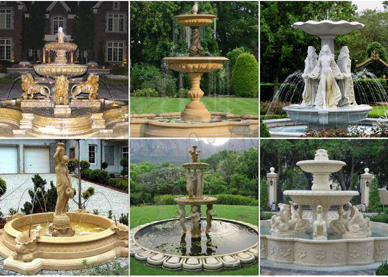 5 Useful Things to Consider before Installing an Outdoor Water Fountain