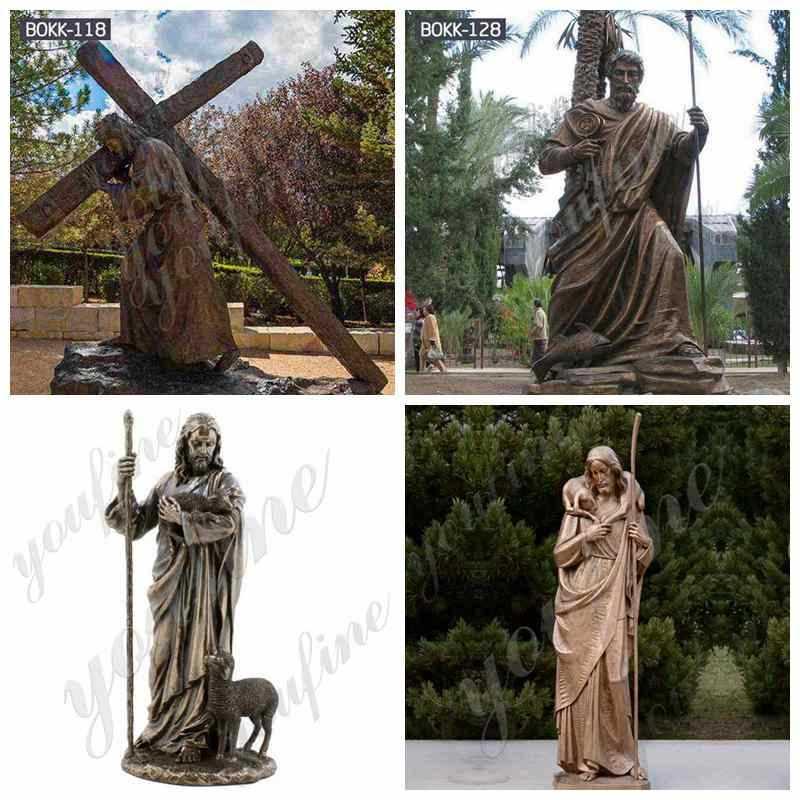 Bronze Peter Sculpture
