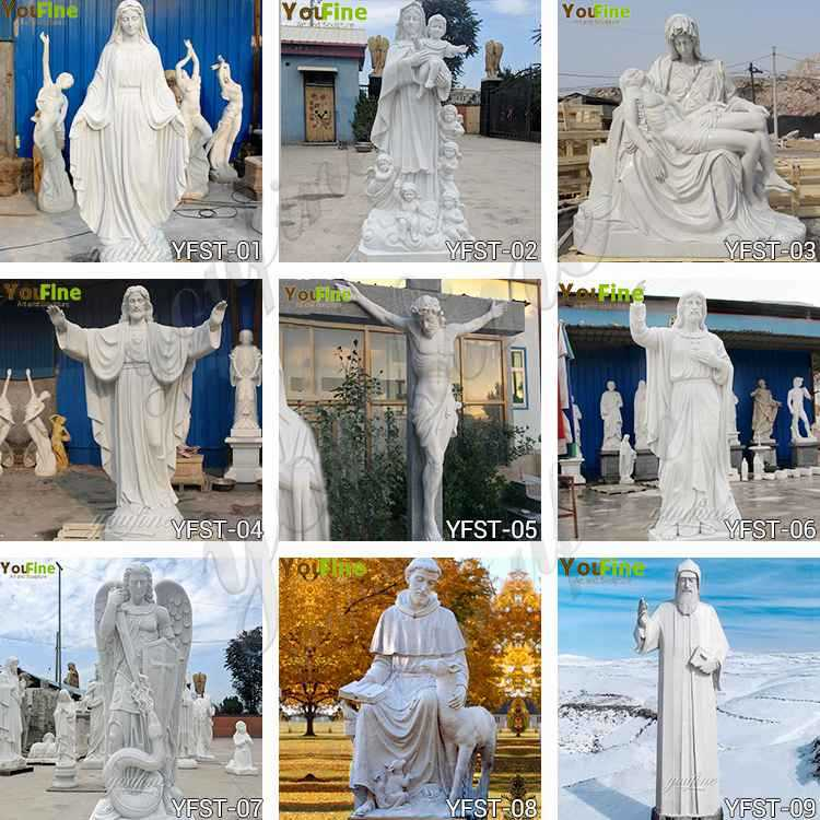 Catholic Marble Sculpture Product
