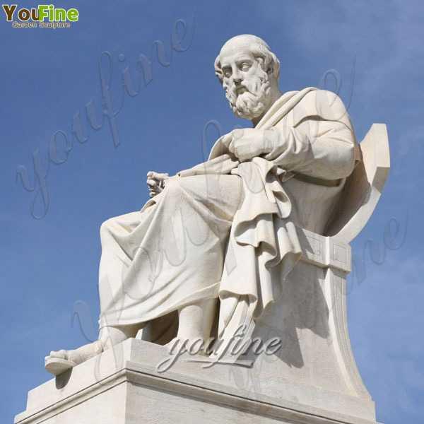 Famous Art Ancient Greek Philosopher Socrates Statue for Sale MOKK-224