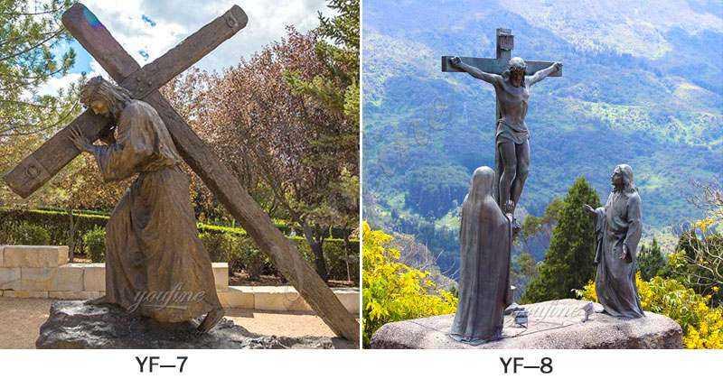 Life-size Bronze Jesus Sculptures