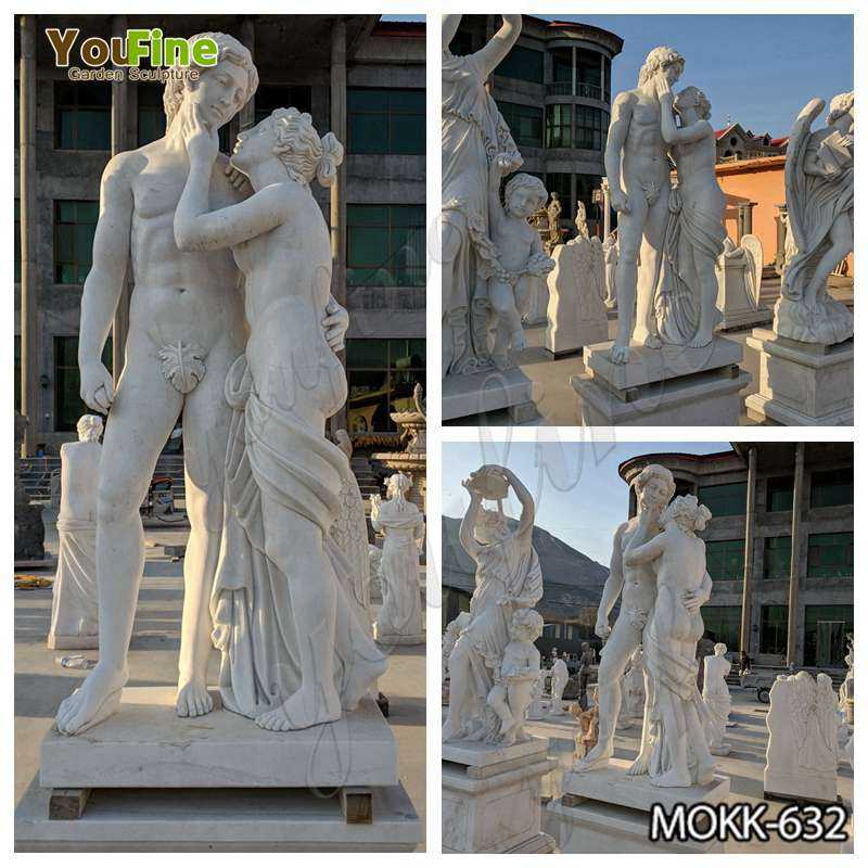 Man and Woman Garden Sculpture Suppliers