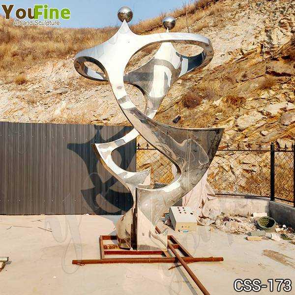 OutdoorStainless Steel Metal Sculpture Suppliers