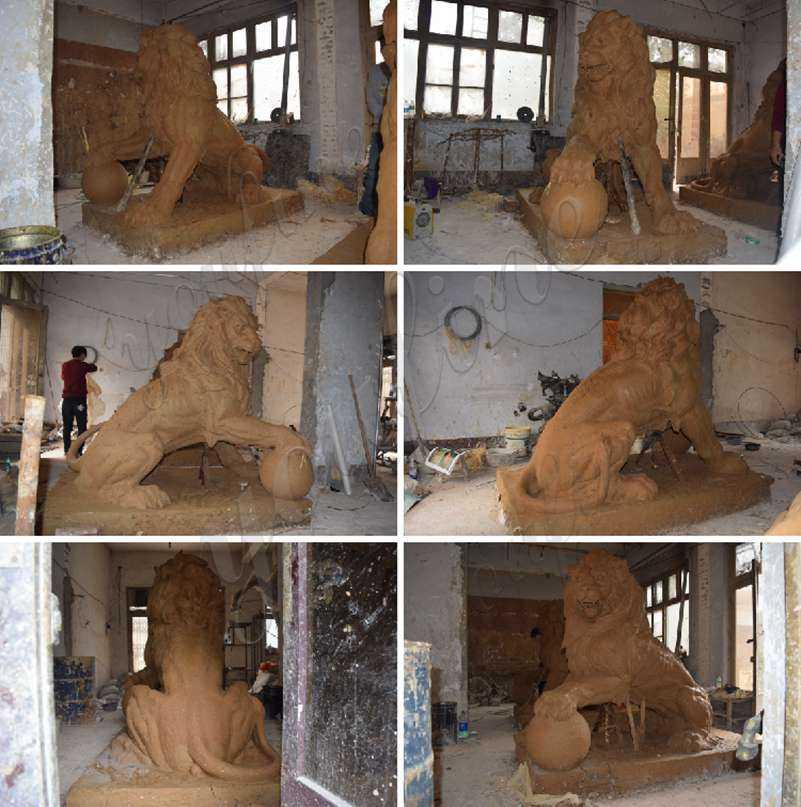 lion statues for sale
