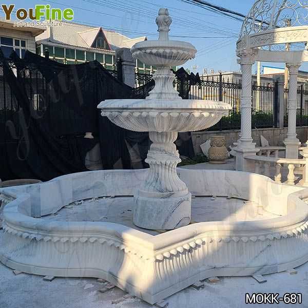 marble fountain manufacturers