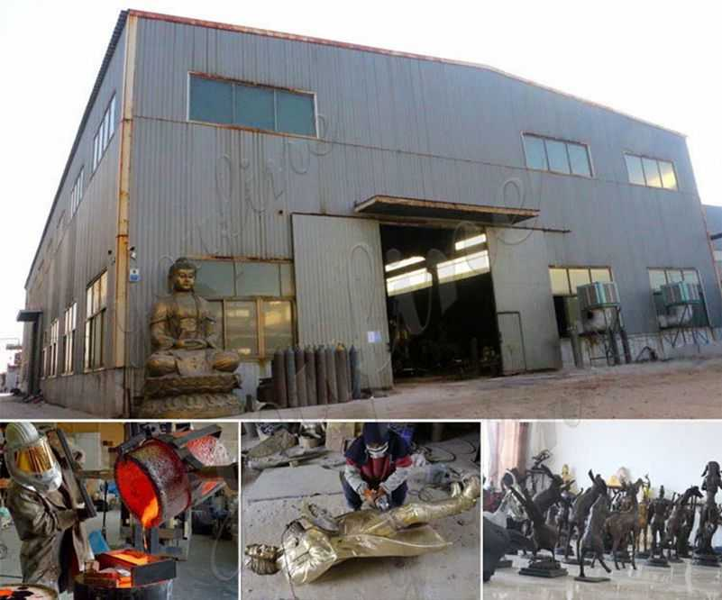 our bronze-factory