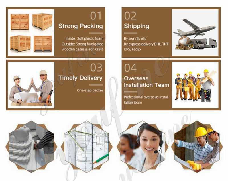 our service advantages