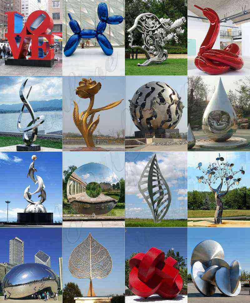 stainless-steel-sculpture-manufacturer
