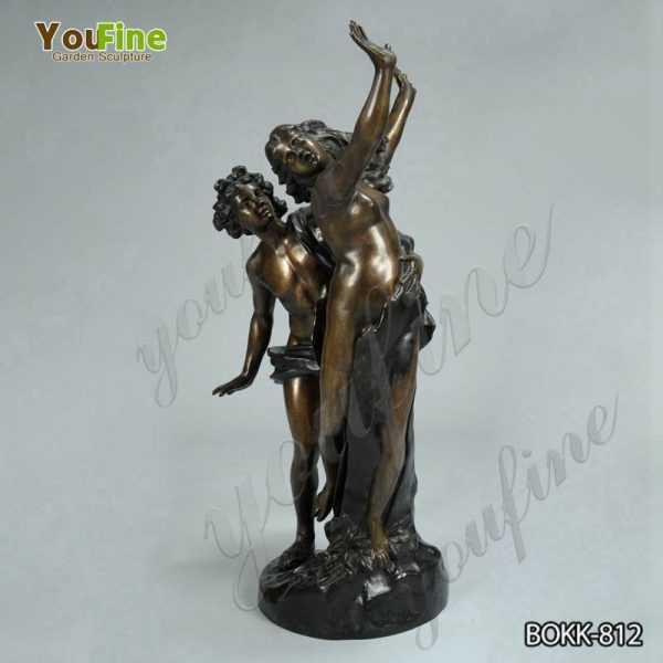 Apollo and Daphne Bronze Statue