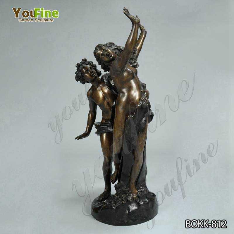 Apollo and Daphne Statue