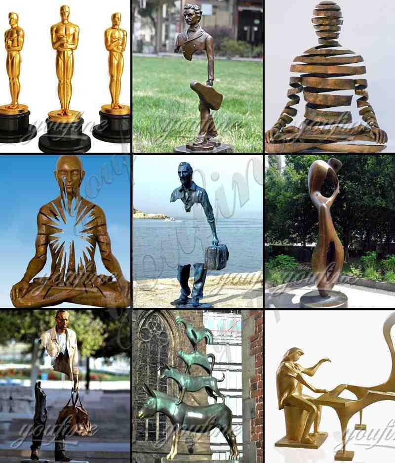 Famous Casting Bronze Igor Mitoraj Sculpture Replica