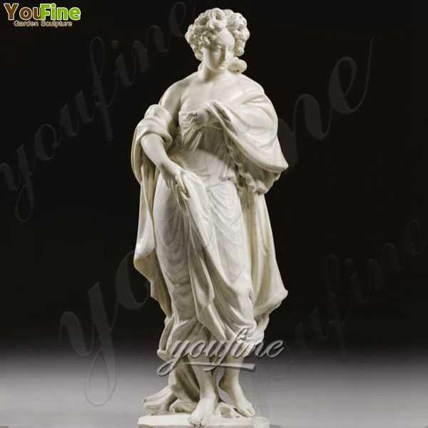 Famous Art Ltalian Woman Sculptures for Garden Decoration Sale MOKK-244