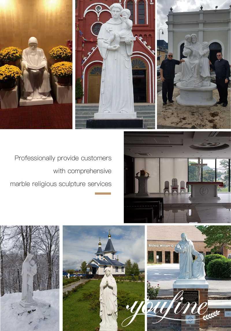 Feedback of catholic statues