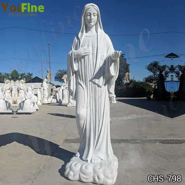 How to Correctly Choose the Virgin Mary Statue