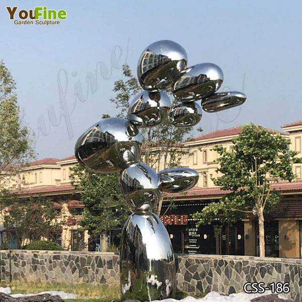 Large Abstract Metal Lawn Sculpture Suppliers