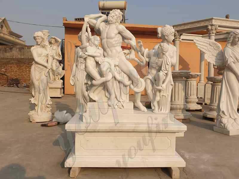 Famous Greek marble sculpture for sale