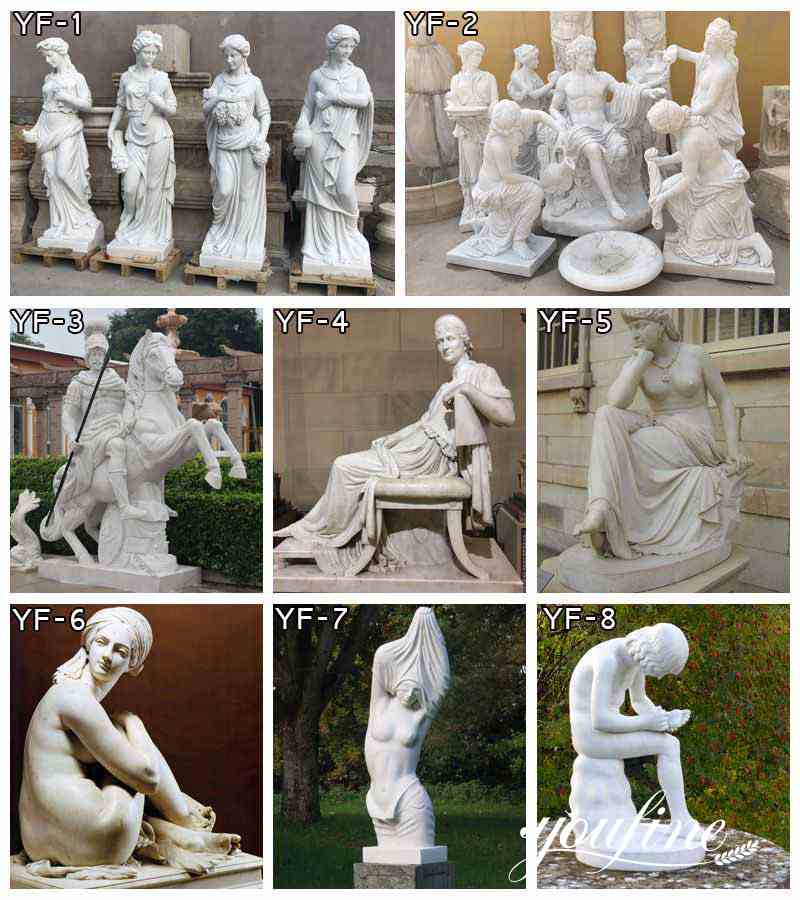 Marble David Statue for sale