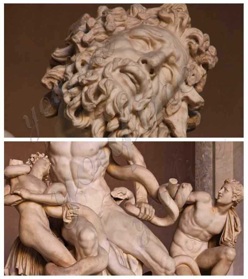 What Could We Learn from Laocoon and His Sons Sculpture