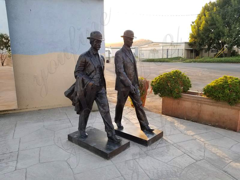 custom made bronze statues feedback form US client
