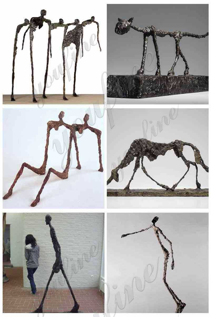giacometti style sculpture