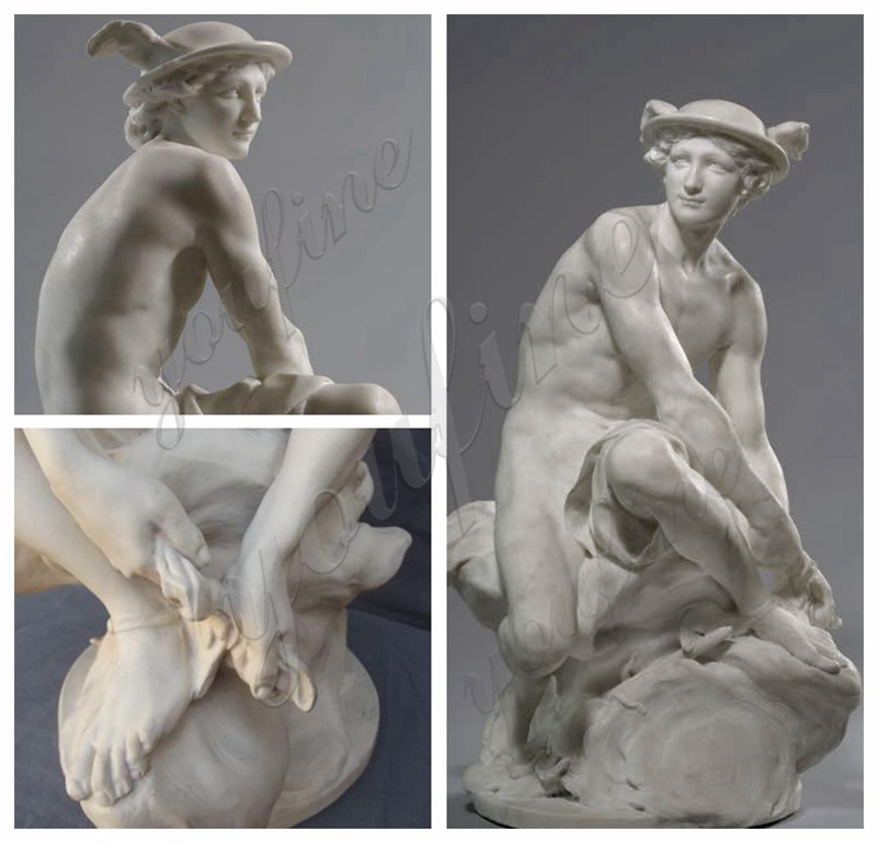 Life size marble statue for sale