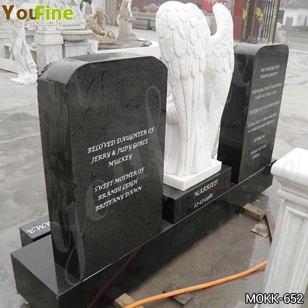 Marble Angel Memorials Headstones