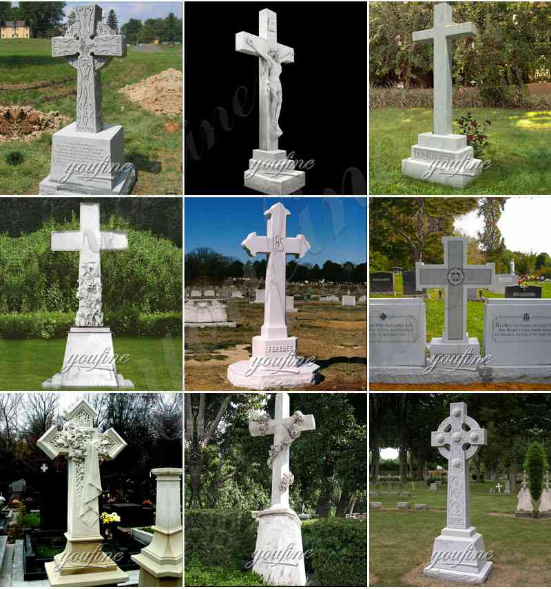 Marble upright headstones prices