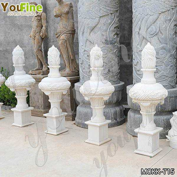 Ornate Outdoor Flowerpot Garden Decoration Factory for Sale MOKK-715