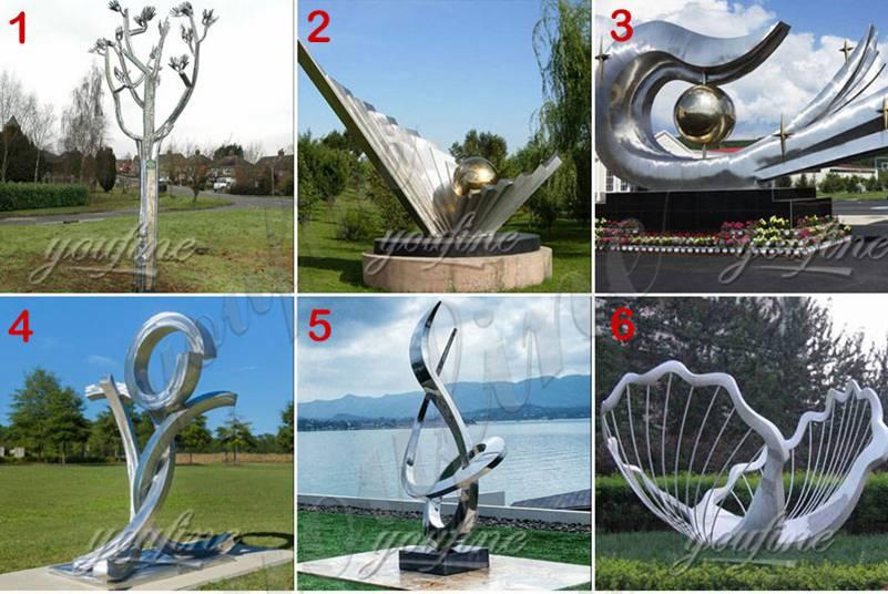 contemporary garden sculpture for sale
