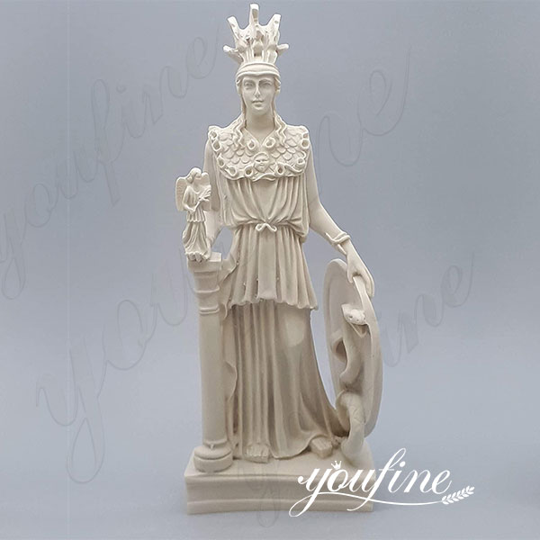 Do You Know Some Famous and Ancient Athena Statues