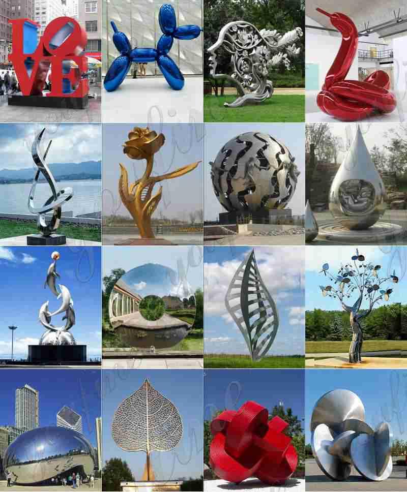Metal Rhinoceros sculpture for sale