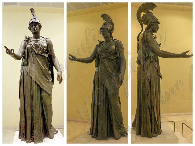 Piraeus Athena statue