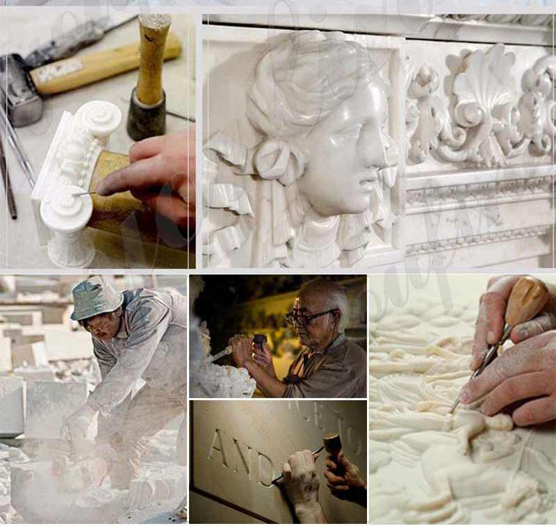 hand carved process