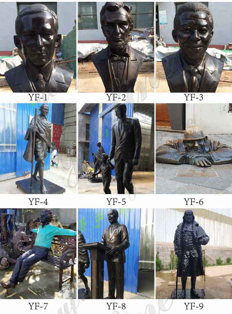 life size Greek bronze statue for sale