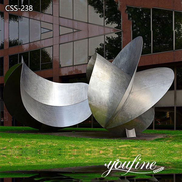 Public Art Abstract Large Outdoor Metal Sculptures for Sale CSS-238