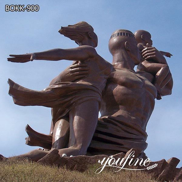 African Renaissance Monument Statue Project for Sale