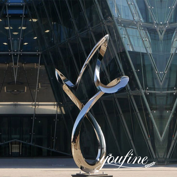 How To Clean and Maintain Your Outdoor Stainless Steel Sculptures?