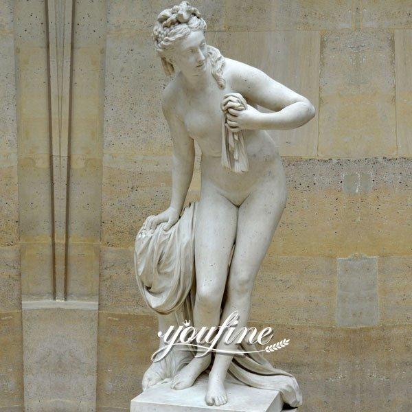 Life Size Garden Marble Goddess Diana Statue for Sale MOKK-254