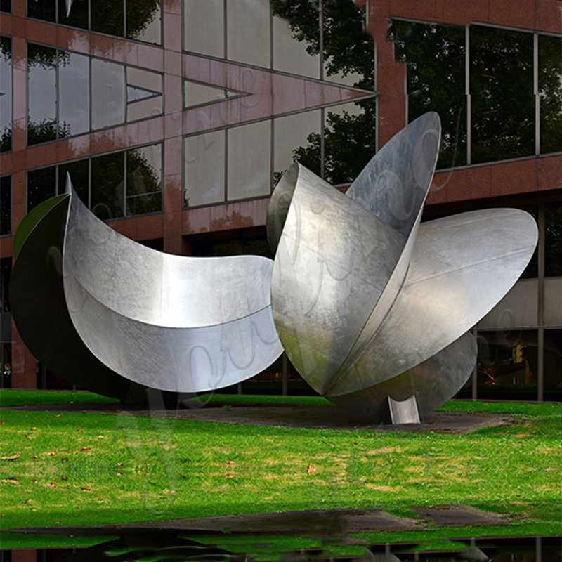 Public Art Abstract Large Outdoor Metal Sculptures for Sale
