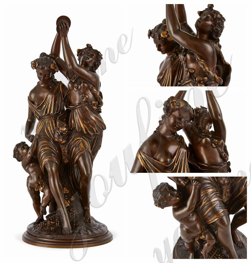casting bronze sculpture