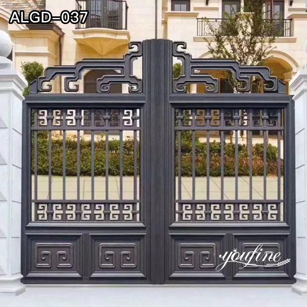 Aluminum Door Gate Costom Design for Sale ALGD-037