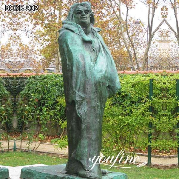 Balzac Sculpture By Auguste Rodin Custom Bronze Sculptures for Sale