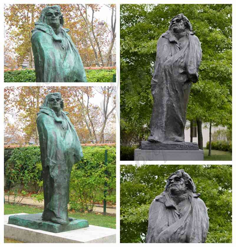 Balzac Sculpture By Auguste Rodin for Sale