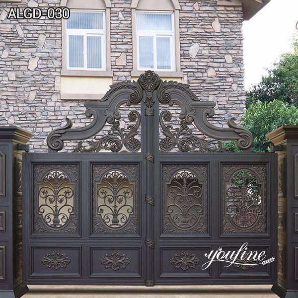 Beautiful Aluminium Gate China Factory for Sale ALGD-030