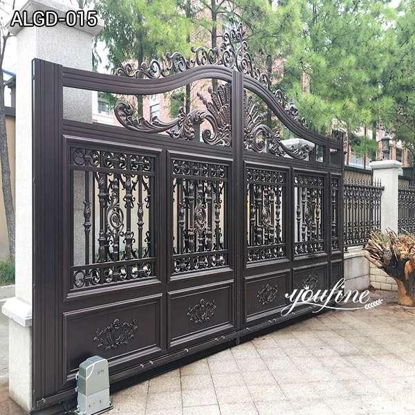 High Quality Aluminium Gate for Home for Sale