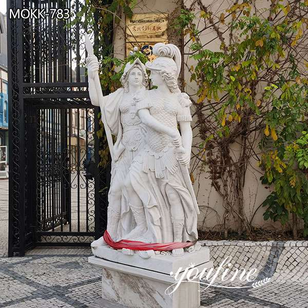 Life Size Marble Figure Garden Statues for Sale