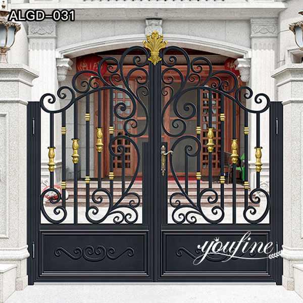 Safe Aluminium Gate for Home China Factory Sale ALGD-031