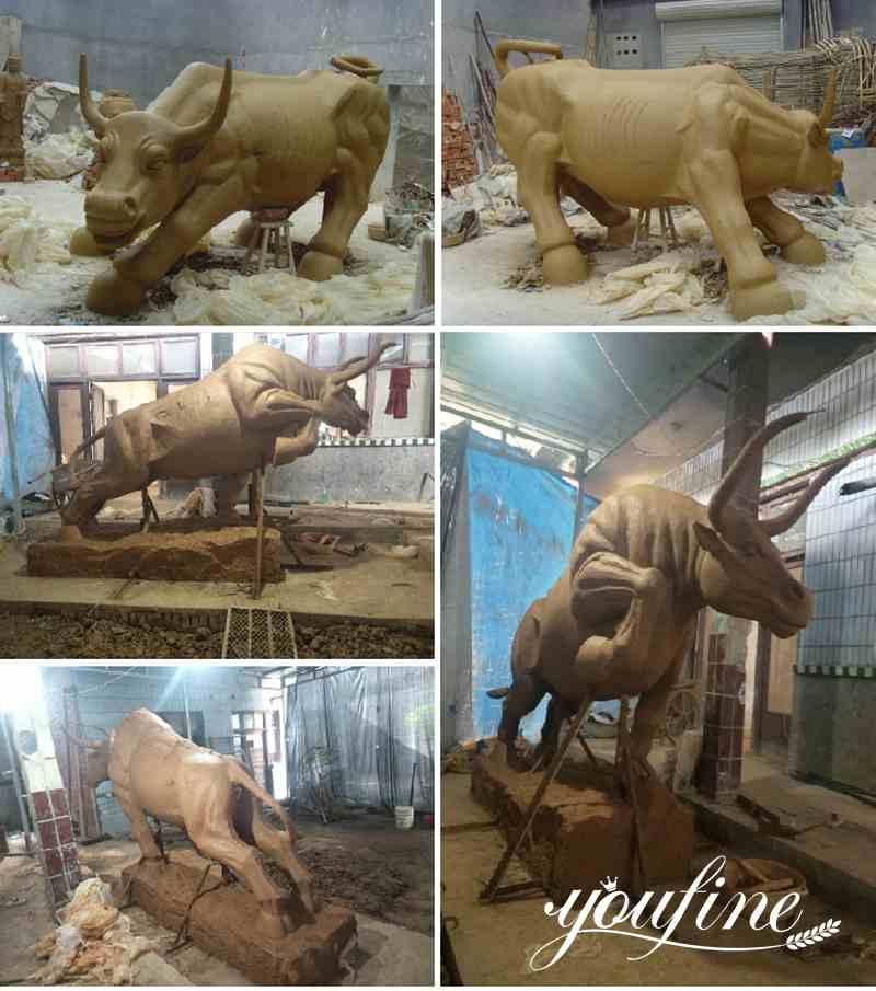 wildlife bronze sculptures