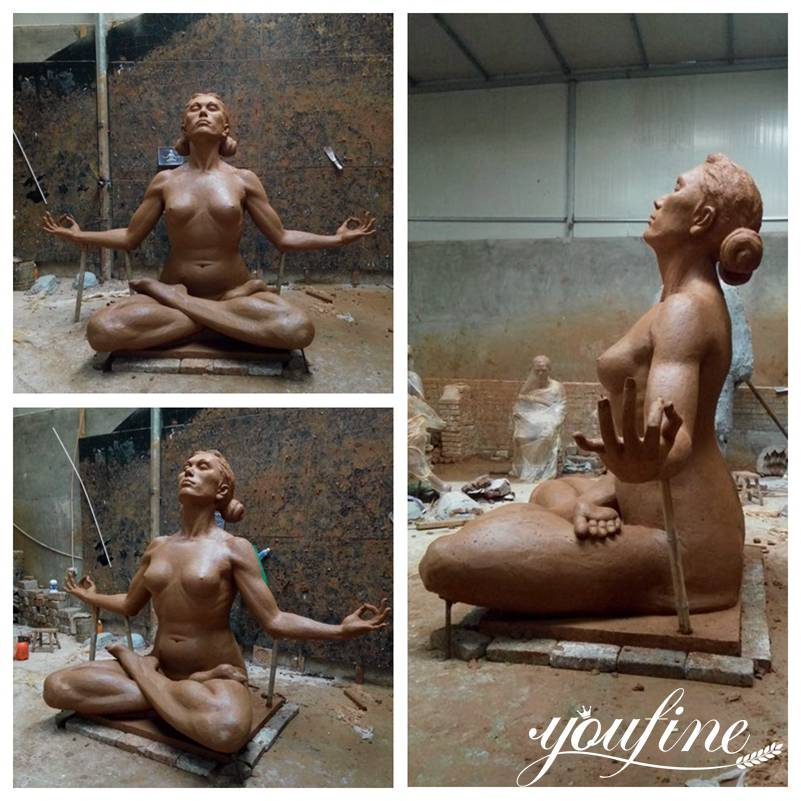 Bronze Sculpture Expansion by Paige Bradley for Sale