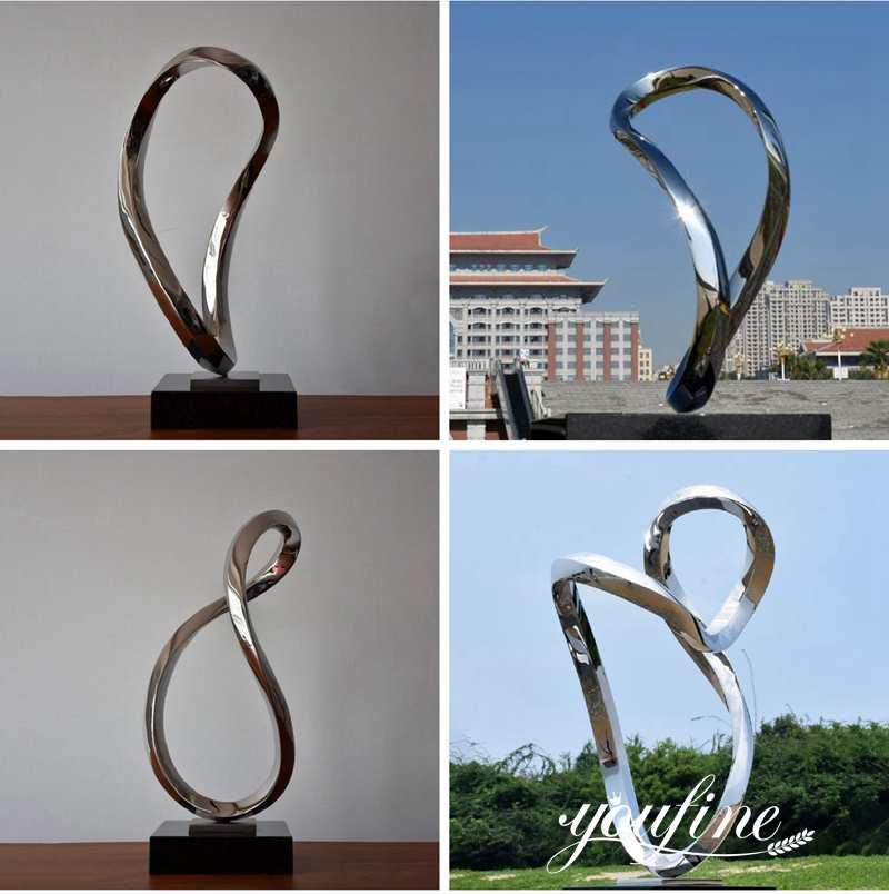 modern metal sculpture art